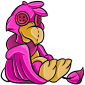 Pink Dovu Plushie