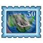 Misty Isle Stamp