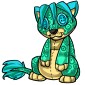 Bluegreen Ridix Plushie