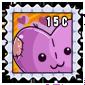 Plushie Love Stamp