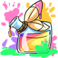 Rainbow Traptur Morphing Potion