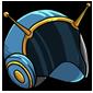 Retro Space Helmet