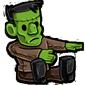 Frankensteins Monster Plush