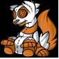 Orange Xephyr Plushie