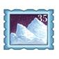 Glacia Stamp