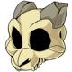 Makoat Skull