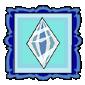 Ice Shard Stamp
