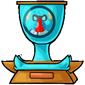 Team Blue Audril Toy Trophy
