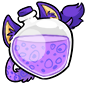 Purple Ridix Morphing Potion