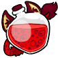 Red Ridix Morphing Potion