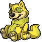Yellow Wulfer Plushie