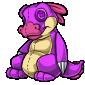 Purple Traptur Plushie