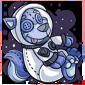Space Wulfer Plush