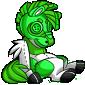 Green Zabeu Plushie