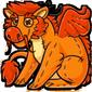 Orange Novyn Plushie