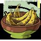 Bowl of Rotten Bananas