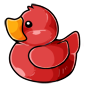 Red Ducky