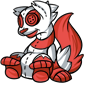 Red Xephyr Plushie