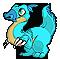 Traptur blue small