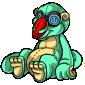 Bluegreen Audril Plushie