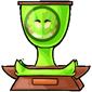 Team Green Trido Toy Trophy