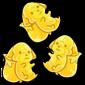 Lemon Gummy Dabus