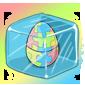 Jigsaw Jakrit Egg Ice Cube