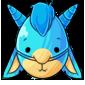 Blue Makoat Jakrit Egg