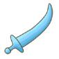 Rubber Ice Sword Before 2015 revamp