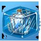 Crystal Snow Jar Ice Cube