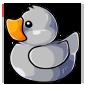 Grey Ducky