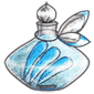 Ice Traptur Morphing Potion