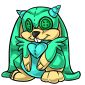 Bluegreen Jakrit Plushie
