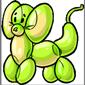 Green Cobron Balloon