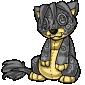 Grey Ridix Plushie