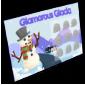 Glamorous Glacia Scratchcard
