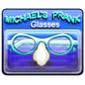 Michaels Prank Glasses Before 2016 revamp