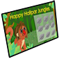 Happy Halipar Jungles Scratchcard