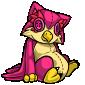 Pink Ori Plushie