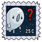Questionable Apparition Stamp