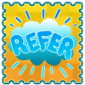 Refer New Players Stamp