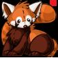 Cuddly Red Panda Plushie