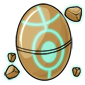 Ancient Jakrit Egg