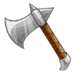 Iron Battleaxe Before 2015 revamp