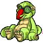 Green Audril Plushie