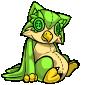 Green Ori Plushie