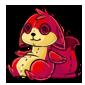 Red Dabu Plushie