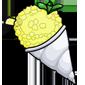 Lemon Snow Cone