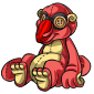 Red Audril Plushie