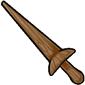 Wooden Lance